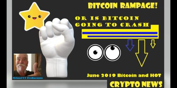 Bitcoin And Crypto Currency News June 2019 When is  BITCOIN Going to Crash? − 稼げる投資系口コミ情報サイト【Trade Center】