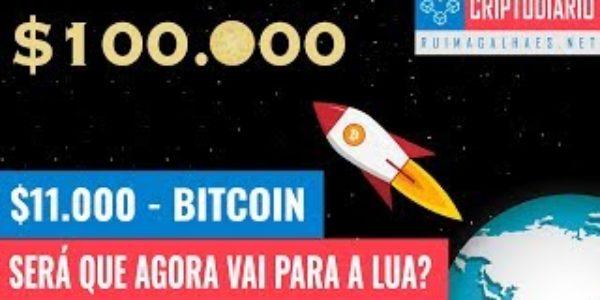 $11.000 – Bitcoin: Será que Vai para a Lua [$100.000]? − 稼げる投資系口コミ情報サイト【Trade Center】
