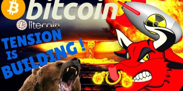 🌟BITCOIN TENSION IS BUILDING🌟bitcoin litecoin price prediction, analysis, news, trading − 稼げる投資系口コミ情報サイト【Trade Center】