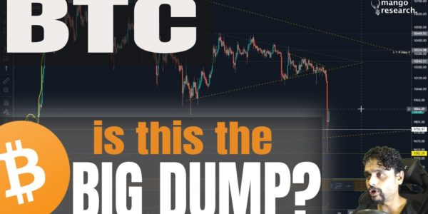 📌Is this BTC's BIG DUMP?! —  Bitcoin Prediction Today | Price Analysis | September 19 2019 🏮 − 稼げる投資系口コミ情報サイト【Trade Center】
