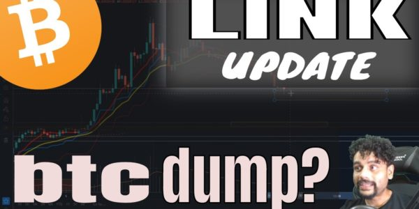 Are CHAINLINK & BTC About To DUMP? Targets REVEALED   Bitcoin LINK Price Prediction   October 2019🏮 − 稼げる投資系口コミ情報サイト【Trade Center】