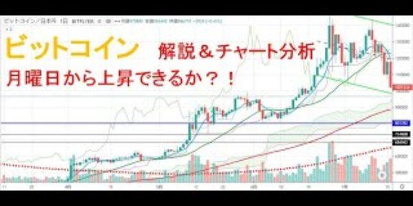 【仮想通貨】ビットコイン月曜日から上昇できるか?!今後のシナリオをチャート分析11.10 − 稼げる投資系口コミ情報サイト【Trade Center】