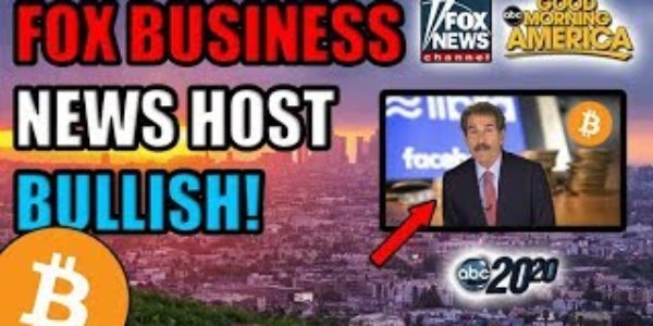 """🔴VIDEO: Fox Business News Host Pro Bitcoin! He Says, """"Government Can't Stop It."""" − 稼げる投資系口コミ情報サイト【Trade Center】"""
