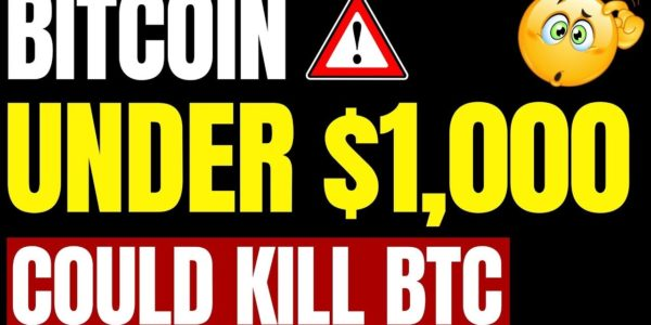 BITCOIN PRICE STAYING UNDER $1,000 COULD KILL BTC! | New Bullish Cycle In March − 稼げる投資系口コミ情報サイト【Trade Center】