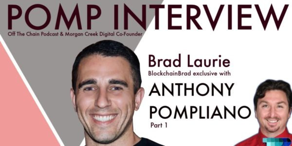 Anthony Pompliano | Part 1 | BlockchainBrad | Crypto Interview | Bitcoin | BTC | Gold | SoV | Crypto − 稼げる投資系口コミ情報サイト【Trade Center】