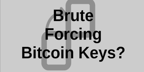 Why You Can't Just Brute-Force a Bitcoin Private Key − 稼げる投資系口コミ情報サイト【Trade Center】