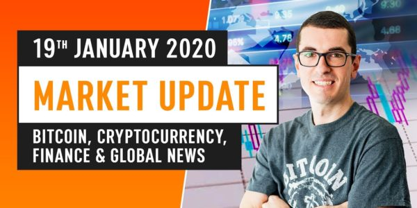 Bitcoin, Cryptocurrency, Finance & Global News – Market Update January 19th 2020 − 稼げる投資系口コミ情報サイト【Trade Center】
