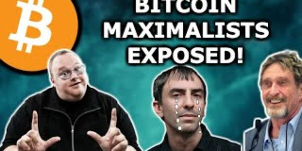 BITCOIN MAXIMALISTS GET EXPOSED BY KIM DOTCOM & JOHN MCAFEE – Tone Vays Wants To Cry − 稼げる投資系口コミ情報サイト【Trade Center】