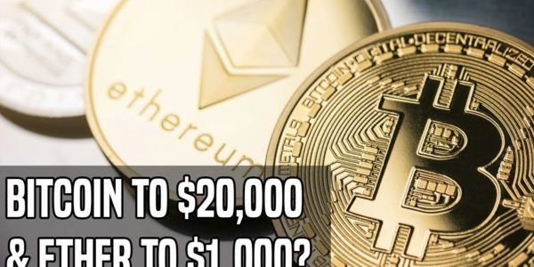 Why I Believe Bitcoin Will Be At $20K & Ethereum Over $1,000 By The End Of 2020 − 稼げる投資系口コミ情報サイト【Trade Center】