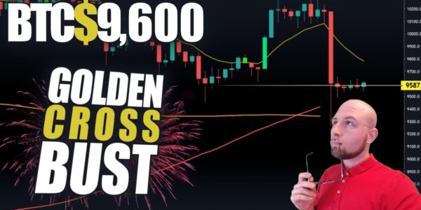 Breaking Bitcoin Market Analysis – LIVE Trading, News, & Requests! Golden Cross Failed – ALGO RVN − 稼げる投資系口コミ情報サイト【Trade Center】