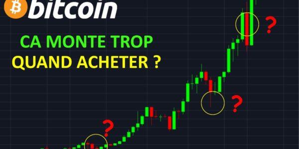 BITCOIN 9800$ CA MONTE NON-STOP, QUAND ACHETER !? btc analyse technique crypto monnaie − 稼げる投資系口コミ情報サイト【Trade Center】
