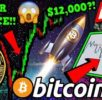 BITCOIN MAJOR BOUNCE!!! WHALES MIMIC 2017 BULL RUN!!! $12,000 BTC IMMINENT!!? − 稼げる投資系口コミ情報サイト【Trade Center】